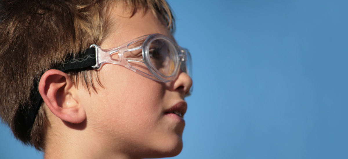 Do Sports Goggles Make Good Glasses for Kids?