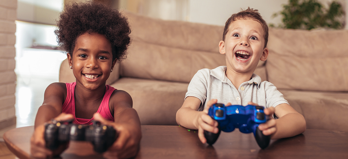 What Do I Need to Know About Video Games and My Child's Eyes?