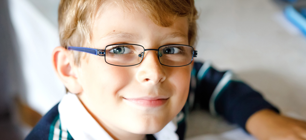 What Types of Vision Problems Are Common in Children?